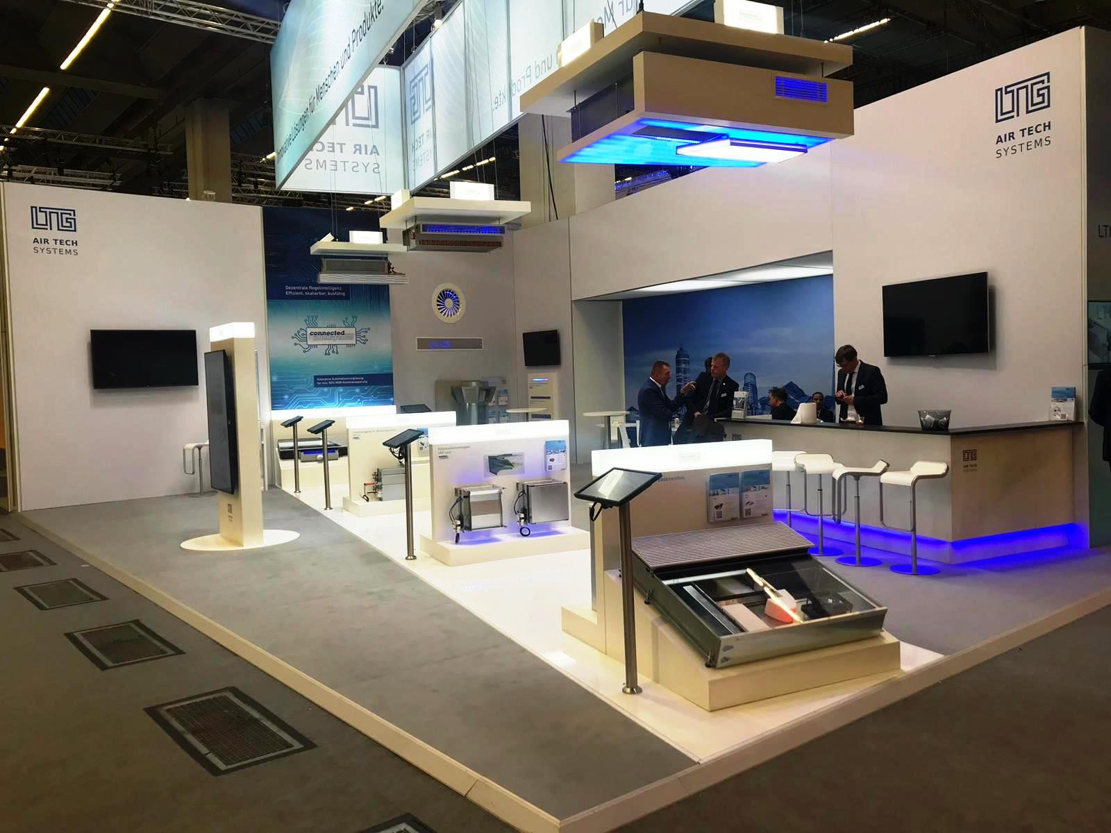 SMARTEMP at ISH 2019, Frankfurt, Germany