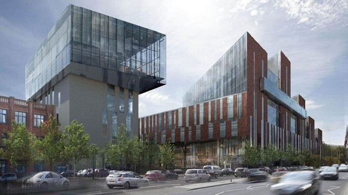 2020 - Belfast Campus, Ulster University, Northern Ireland, UK